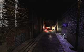 Skid Row map 1 screen